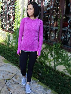 Lululemon Athletica Knox Street Active Gift Guide:   Rest Less Pullover, Think Fast Tank, Runday Crops Loubies and Lulu Fitness and Style Blog | Dallas TX