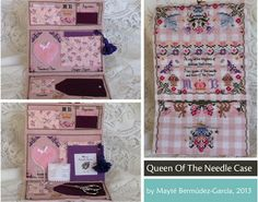 MagicXstitch: Queen of the Needle Case © Just Nan