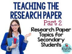 college classes subjects research report ideas for middle school