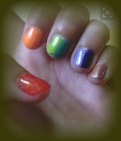 Fuerte y flojo Convenience Store, Nails, Strong, Finger Nails, Ongles, Nail, Manicures