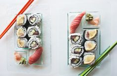 How to Roll Sushi at Home