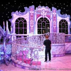Cinderella Musical, Cinderella Theme, Stage Set Design, Cardboard Crafts, Beauty And The Beast, Theatre, Image Search, Stairs, Scene