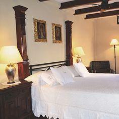 Habitación matrimonial Villa Vicuña Cafayate