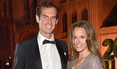 Doubles joy for Andy Murray as Kim reveals she is expecting second child