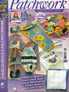 COLEÇÃO PEGUE E FAÇA PATCHWORK 0001 - aline.kruger - Веб-альбомы Picasa