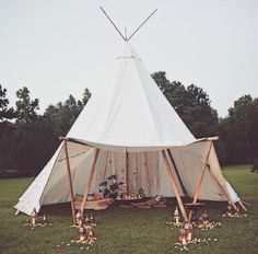 I want this teepee!! Wow