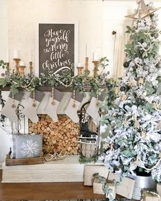 Our Neutral Christmas Tree Reveal With Joann Bless This Nest Happy New Year