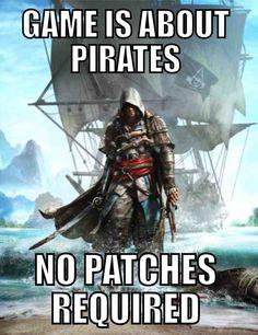 Assassin's Creed IV Pirates