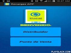 Recargas  Android App - playslack.com ,  Aplicación para realizar recargas electrónicas a todos los operadores móviles en Colombia. Application for electronic recharge on all mobile operators in Colombia.
