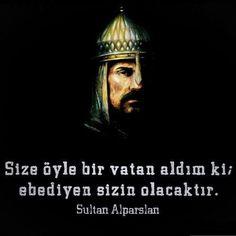 Size öyle bir vatan aldım ki; ebediyen sizin olacaktır.  | Sultan Alparslan Q09T6wwmHUQ09T6wwmHU   www.muhteva.com ziyaretinizi bekleriz.