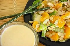 Applebee's Oriental Dressing. Photo by Marg (CaymanDesigns)  GIa's Note: I have NOT tried this recipe. Will report when I do!  I read this review:  I worked at Applebee's for 6 years and this recipe was pretty spot on. To get the consistency of the Applebee's dressing, add a little more sesame oil and take out the honey and sub 3 tablespoons of sugar diluted in a tiny bit of water.     croftminor May 19, 2011