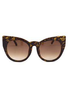 Add a little flair to your everyday tortoiseshell.