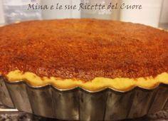 Mina e le sue Ricette del Cuore: Pumpkin Pie ... Crostata di Zucca #halloween #zucca #pumpkin #pie #cake #crostata #buonhalloween