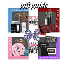 """""""Holiday Gift Guide: My BFFs"""" by rnoinge ❤ liked on Polyvore featuring interior, interiors, interior design, hogar, home decor, interior decorating, Keurig, Soiree, Park B. Smith y Black & Decker"""