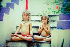 """Teaching Yoga for a kids' sports team helps them improve concentration and agility, and done together as a group, is an excellent """"team building"""" exercise. #teaching #yoga #sportsteams #childrenssports http://www.aurawellnesscenter.com/2011/09/06/teaching-yoga-to-children%E2%80%99s-sports-teams/"""