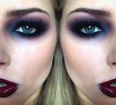 Illamasqua: Semblance palette & Growl lipstick