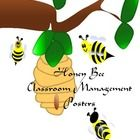 Honey Bee Classroom Management Posters