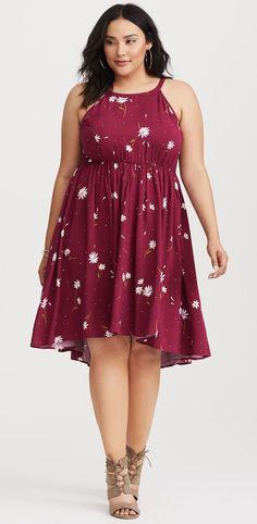 Plus Size Spring Dress - Plus Size Fashion for Women #plussize