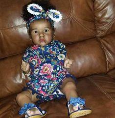 African American Reborn Babies, Black African American, Reborn Baby Boy Dolls, Baby Eyes, Silicone Baby Dolls, Doll Home, Realistic Dolls, Spring Sale, Baby Bottles