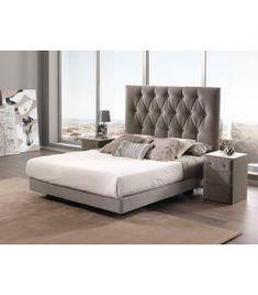 Comprar online Cabecero Tapizado con capitoné Modelo VERONA Verona, Couch, Ideas, Bed, Furniture, Home Decor, Templates, Upholstered Headboards, Complimentary Colors
