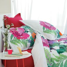1000 images about carr blanc on pinterest tahiti versailles and printing - Linge de lit carre blanc ...