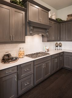 Home Lighting, New Homes, Kitchen Cabinets, Flooring, Kitchen Designs, Kitchens, House, Gallery, Projects