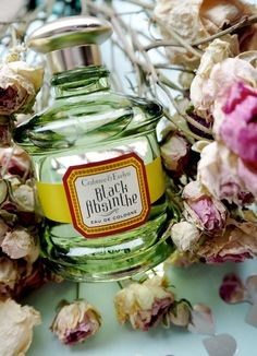 Fragrance: Crabtree & Evelyn 'Black Absinthe' award winning perfume niche brand