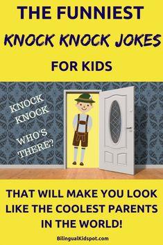 Funny Knock Knock Jo