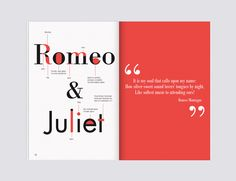 "This ""Type Specimen"" book compares and describes the anatomy, characters and families of the two typefaces, Bodoni & Futura."
