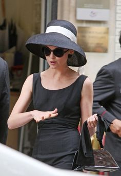 Jayma Mays, looking like Audrey, seen shooting scenes for new movie 'The Smurfs 2' outside the Hotel Plaza Athenee in Paris, France