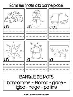 Diapositive2 French Teacher, Teaching French, Teaching Language Arts, Speech And Language, French Language Lessons, French Worksheets, Alternative Education, Spanish Teaching Resources, French Education