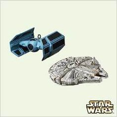 2005 Star Wars - Miniatures Hallmark Ornament | The Ornament Shop