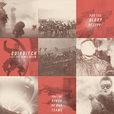 Quidditch, the awesomess fictional sport ever!!