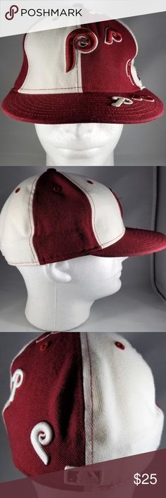 aa951e085e9 I just added this listing on Poshmark  Philadelphia Phillies New Era 5950  Fitted Cap.