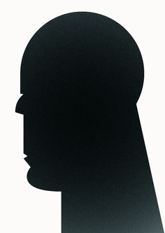 Stanley Chow Illustration ... cool silhouette.