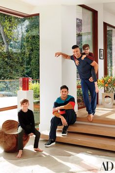 Step Inside Ricky Martin's Beverly Hills Home Photos | Architectural Digest