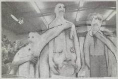 Christian Holstad Held Hearts and Bated Breath 2005 pencil on newspaper x 23 cm Drawing Practice, Drawing Poses, Painting & Drawing, Saatchi Gallery, Galleries In London, Political Figures, Artist Profile, Printmaking, Saatchi Art