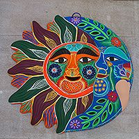 Happy Eclipse from @NOVICA, They help #artisans succeed worldwide.