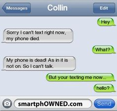 Autocorrect Fails and Funny Text Messages - SmartphOWNED