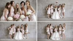 Ottawa Wedding Photography - Ottawa Wedding Photographers - Ottawa Wedding At Chateau Laurier Studio G.R. Martin pink bridesmaids dresses