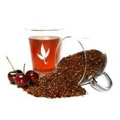 Cherry Berry Blast Tea. 1 oz. - $6.99. The perfect and healthy treat for your little darlings' sweet tooth. This yummy green rooibos is topped with pomegranate, cherry, vanilla and the healthy benefits of Vitamin C from the safflowers and rosehips. This tea not only looks delicious, but also taste delicious!