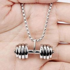 Do you Love Fitness and Strength Workouts? Perform strength, courage, spiritual and emotional healing with our Dumbbell Pendant Necklace! Love Fitness, Emotional Healing, Strength Workout, Workouts, Spiritual, Pendants, Hang Tags, Work Outs, Excercise