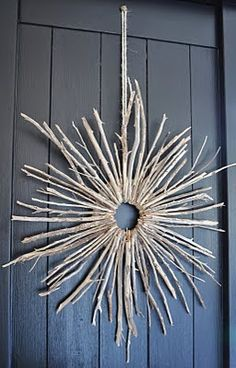 House Revivals: 10 Fun Crafts to Make With Twigs