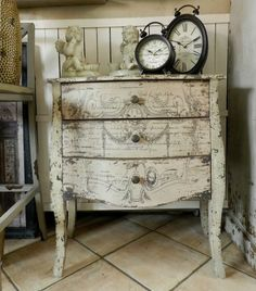 Hand Painted Furniture Shabby Chic Country Cottages