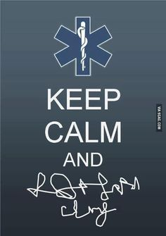 My doctor said keep calm and. Medical Student, Med Student, Medical Field, Medical School, Medical Quotes, Medical Humor, Nurse Humor, Pharmacy School, Pharmacy Humor