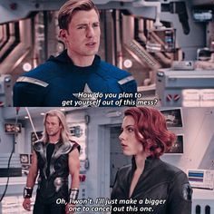 Avengers Memes, Marvel Memes, Marvel Avengers, Romanogers, Black Widow Marvel, Natasha Romanoff, Marvel Universe, Fanfiction, Sassy