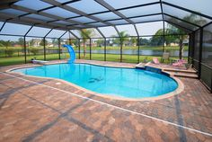 Image detail for -pool enclosures screen patio rooms screen pool enclosures glass ...