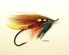 Thunder & Lightning Fishing Stuff, Fly Fishing, Hair Wings, Steelhead Flies, King Salmon, Atlantic Salmon, Salmon Flies, Thunder And Lightning, Fly Tying Patterns