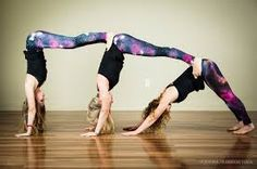 83 best partner yoga images on pinterest couple yoga partner yoga migas via yoga poses acroyoga fandeluxe Image collections