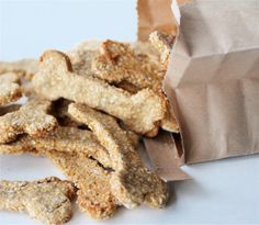 Organic Vegan Gluten-Free Soy-Free Dog Treats $8.00